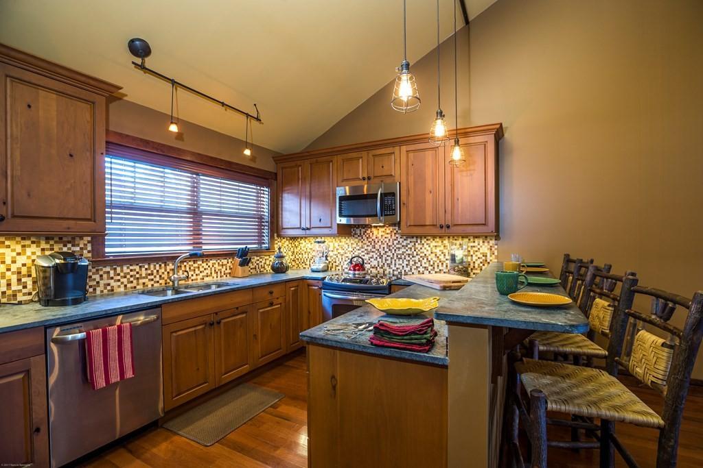 Adirondack Kitchen