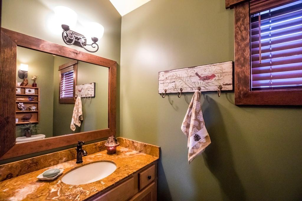 Adirondack Bathroom